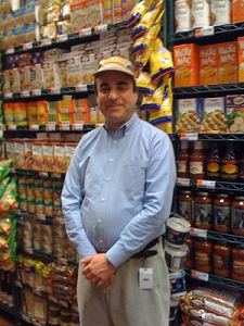 Bill Owades has served for 10 years as kosher buyer for Fairway Market, a New York foodie favorite